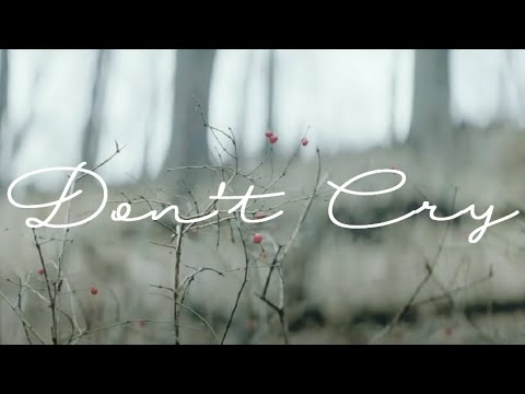 Britney Spears - Don't Cry (Lyric Video)