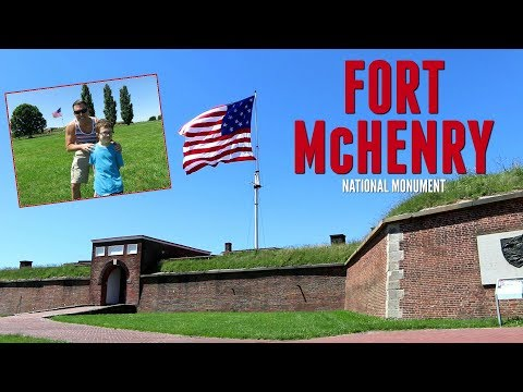 Fort McHenry National Monument - Birthplace of The Star-Spangled Banner