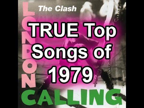 The TRUE Top 50 Songs of 1979 - Best Of List