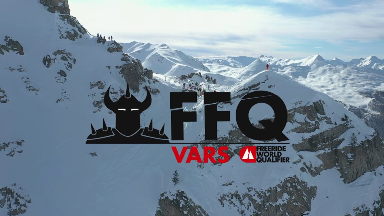 Freeride World Qualifier Vars 2020