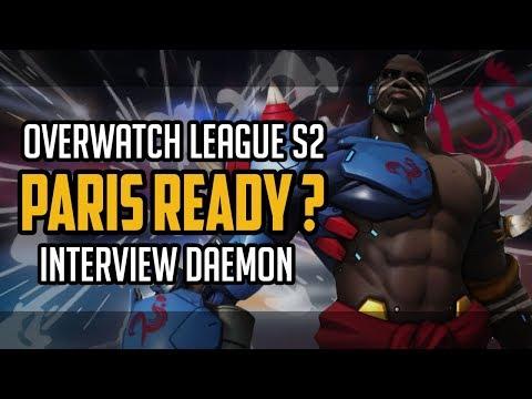 Paris Eternal d'attaque pour l'Overwatch League S2 ? - Interview daemoN