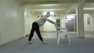 ApSara, cours de danse classique, 14 décembre 2020