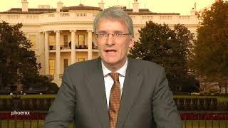 Elmar Theveßen zu den Sanktionen von Donald Trump gegen die Türkei am 15.10.19