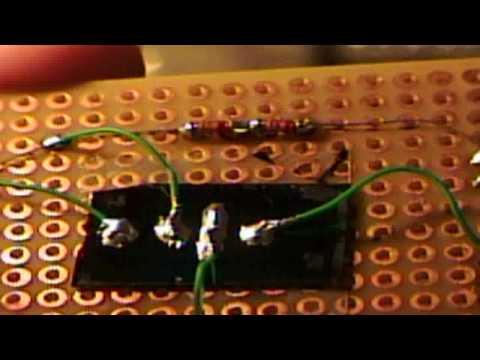 N-MOS Transistor DIY - A Quick Look