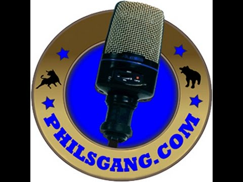 The Phil's Gang LIVE Radio Show 5/04/2016