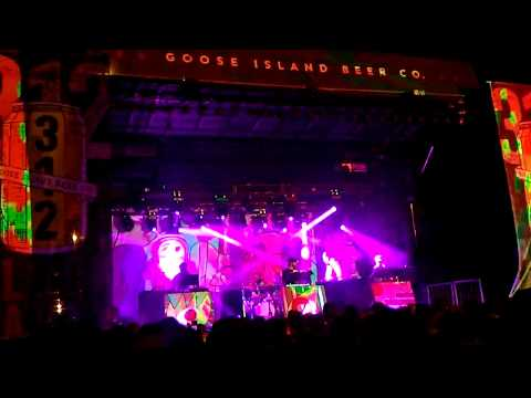Animal Collective, The Burglars, Goose Island 312 Block Party 2017
