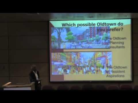 Baltimore Economic Democracy Conference 2014 - Opening Plena