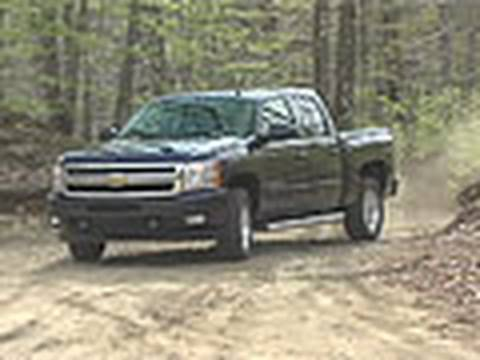 2007-2013 Chevrolet Silverado Review | Consumer Reports