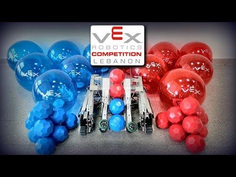 VEX Robotics Lebanon - Robostiens BAU team