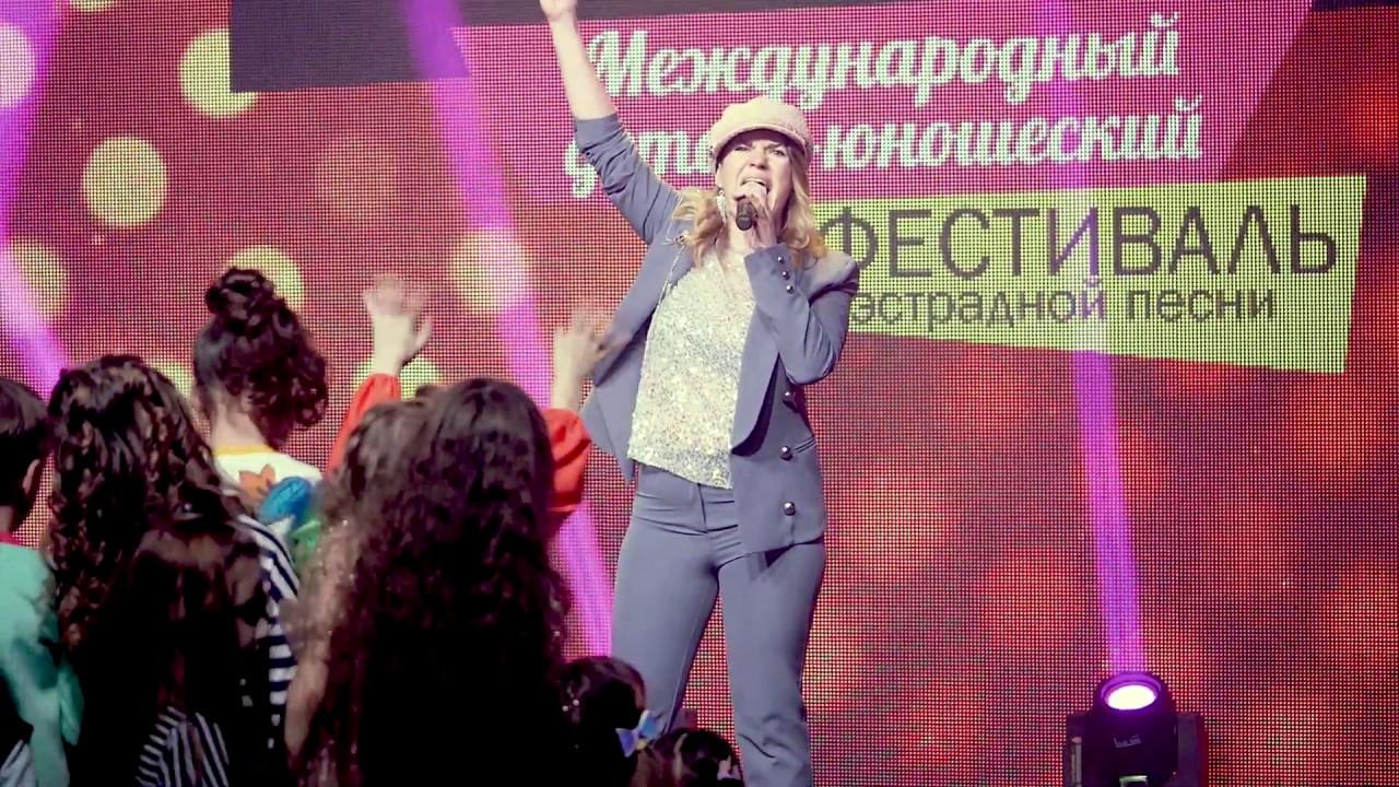 Дина Мигдал и на конкурсе «Взлетай!» - Увлечение [LIVE]