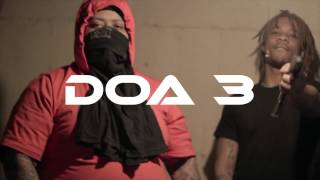 KING TY -  DOA 3 [Montana 300/Rico Reckless Diss]   (Official Video)