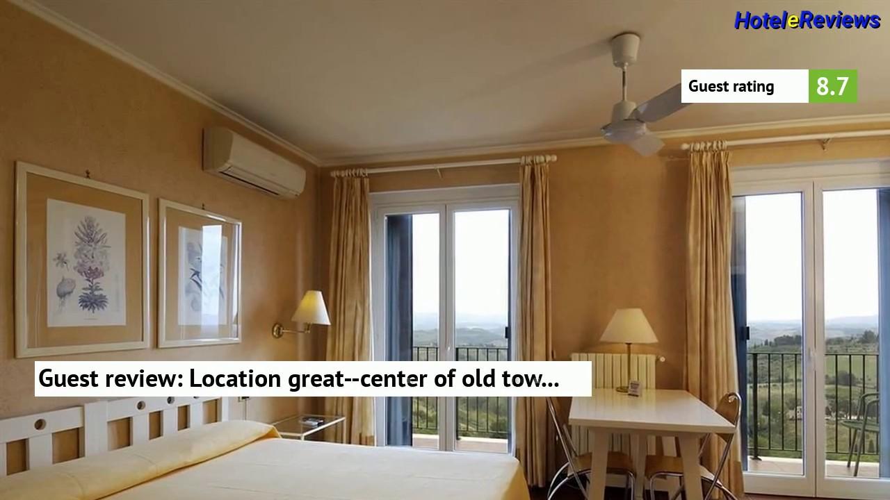 hotel bel soggiorno *** hotel review 2017 hd, san gimignano, italy ... - Bel Soggiorno San Gimignano Italy 2
