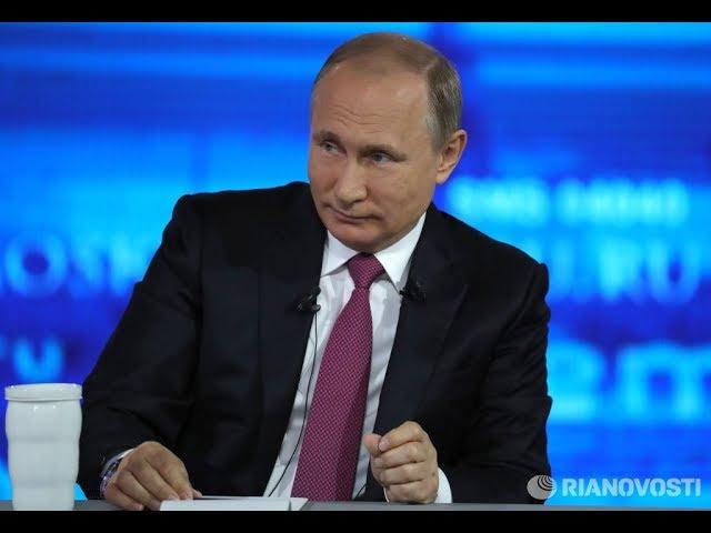 Путин о пользе антироссийских санкций