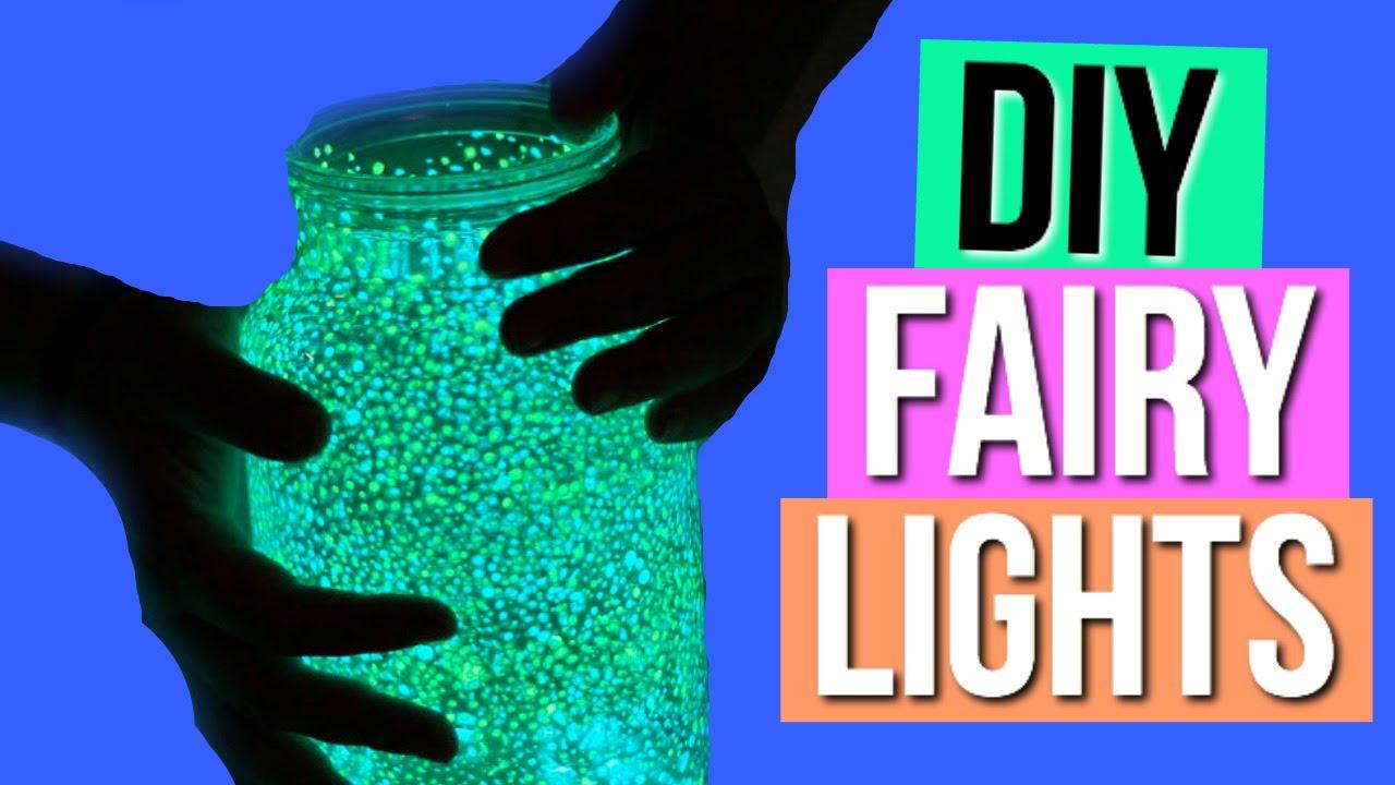 Diy Mason Jar Fairy Lights Summer