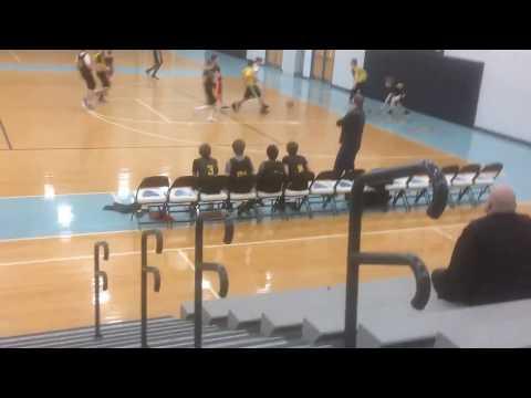 Bon Air Basketball Game 2/3/19 (23pts, 11 Rbs)
