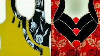 Neck designs for kameez , neck design of kurti , gale ka design , gale me designs