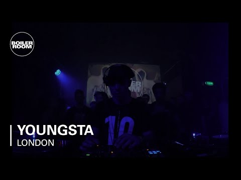 Youngsta Boiler Room London DJ Set
