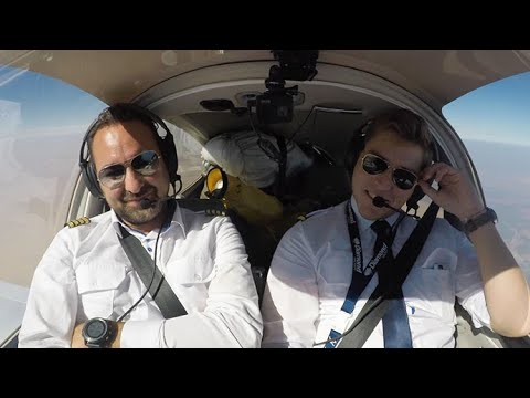 Diamond Aircraft DA40 NG November Heat - Episode 2