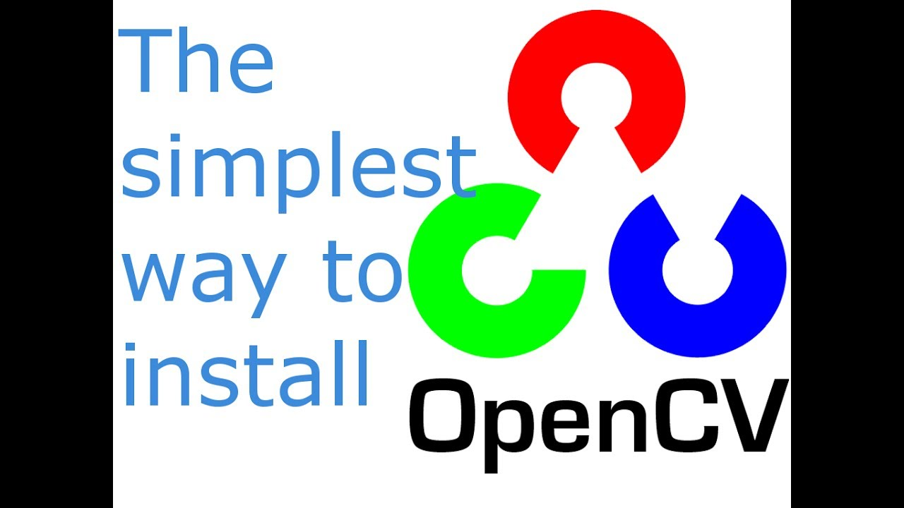 How to install opencv for python with Contrib packages | Simplest method