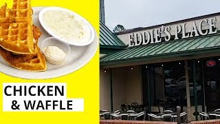 The Best Chicken & Waffles In Charlotte NC ?