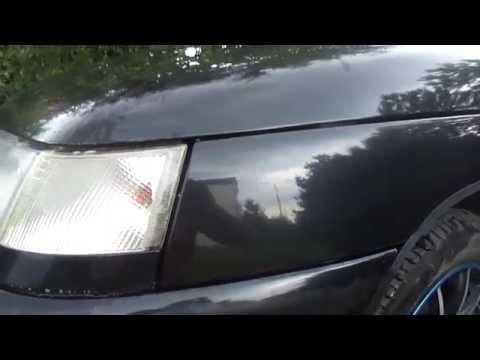 Удаление царапины на авто, вручную в домашних условиях