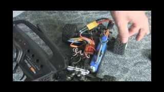 turnigy trackstar 1 18 scale 7 5t brushless power system 6100kv fault