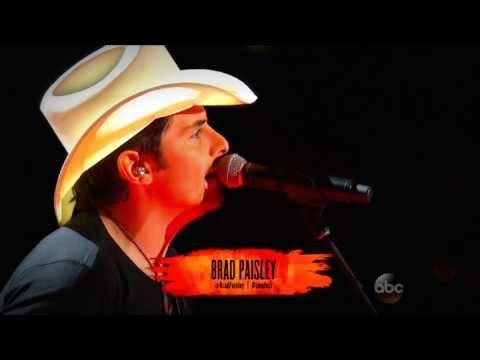 Brad Paisley - Beat This Summer (CMA Music Fest 2013)