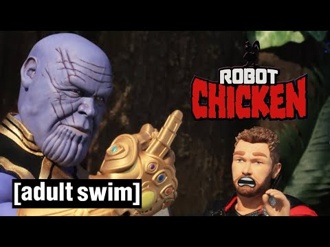 Robot Chicken Season 10 Trailer | September 29 | adult swim from YouTube · Duration:  46 seconds