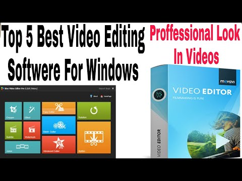 Top 5 Best Free Video Editing Softwere For Windows.Must Watch. Tech From Usama 