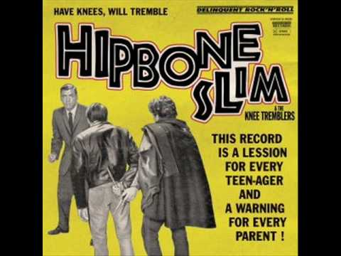 Hipbone Slim & The Knee Tremblers - Man with a plan
