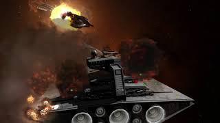 Ship VS Ship Episode 8: Imperial-II Star Destroyer VS Large CIS Taskforce
