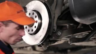 Kuinka korvata Kallistuksenvakaajan yhdystanko VW PASSAT Variant (3B5) - opetusvideo