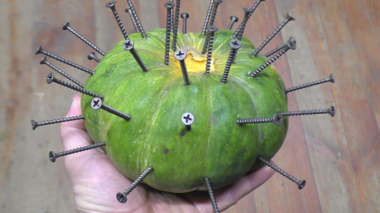 Awesome Halloween Pumpkin Carving Idea