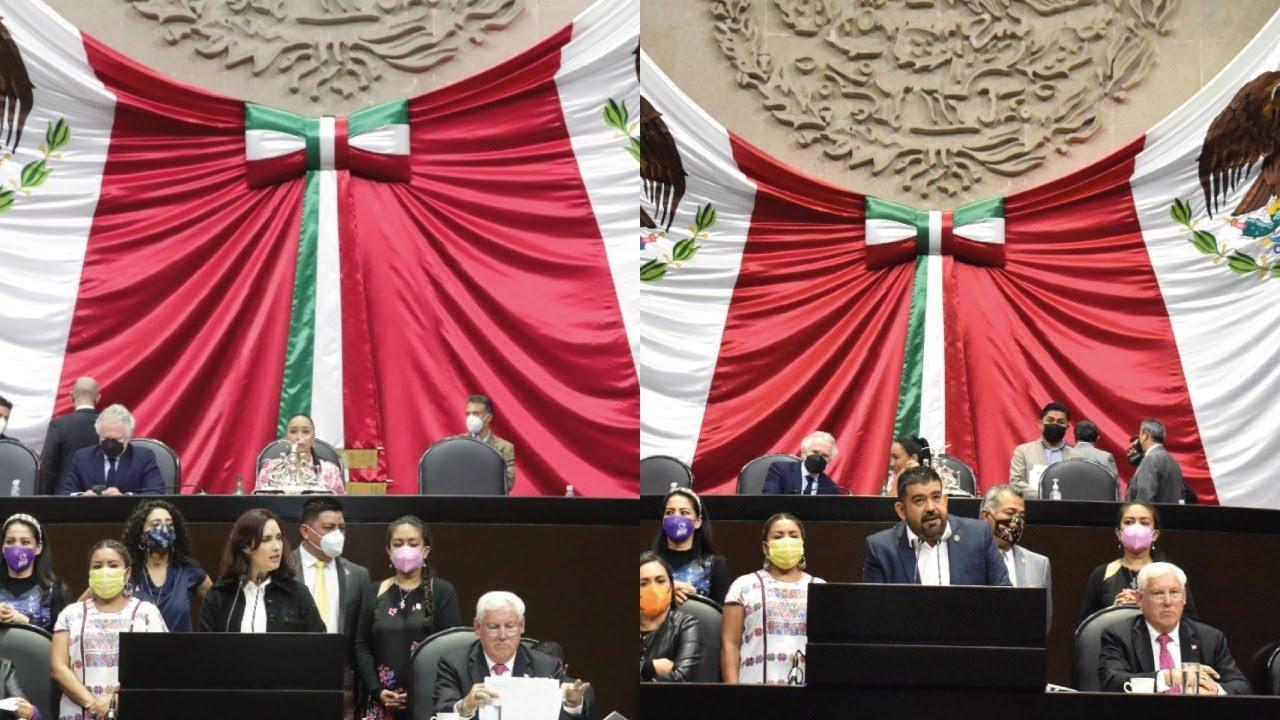Download Dips. Francisco Huacus y Macarena Chávez /Comparecencia del Srio. de Agricultura y Desarrollo Rural.