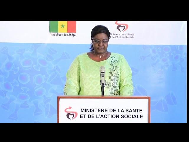 Covid-19 au Sénégal 15 nouveaux cas testés positifs