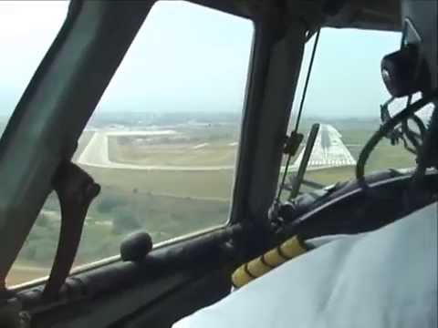 THE SIGHT & THE SOUND 2/6 : Flying Dandy AN-24 LZ-CBC inflight documentary from Varna to Sofia