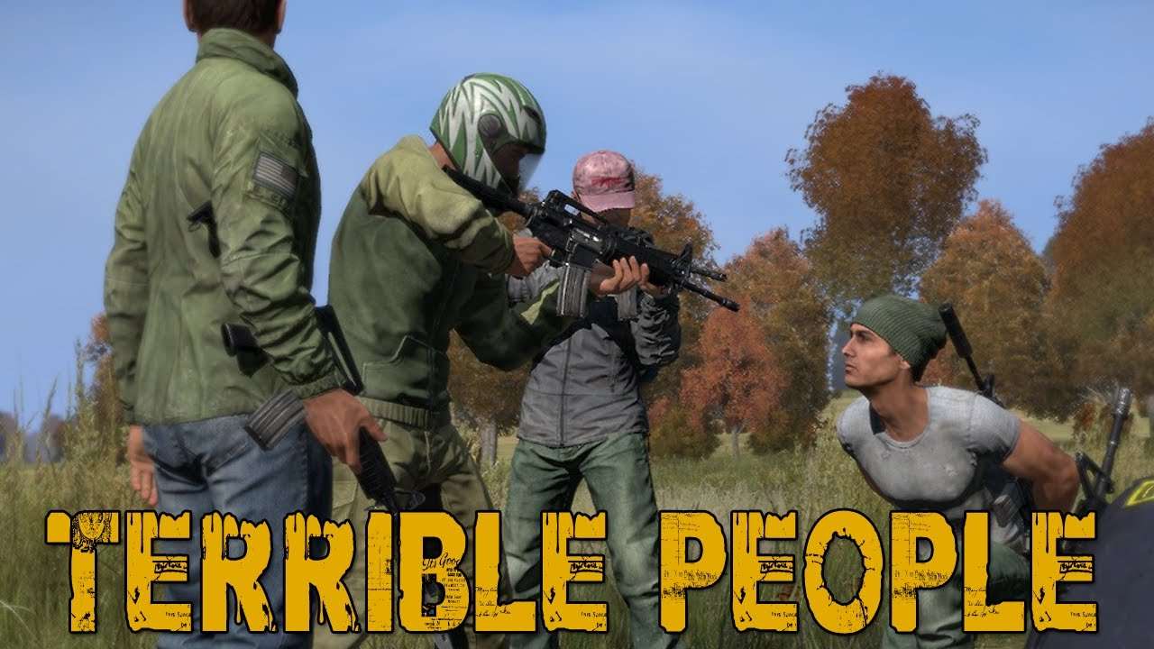 DayZ - How to join friends on a server? - SimHQ Forums