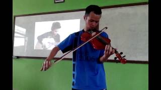 Download lagu Violin Cover Surat Cinta untuk Starla MP3