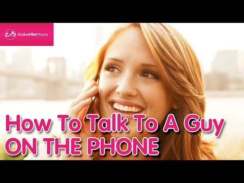 Online dating how soon to talk on phone