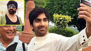 Ravi teja Completely Different Look   Filmi Frame
