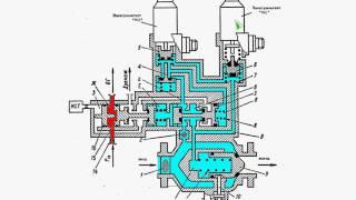 СТОПОРНЫЙ КЛАПАН двигателя НК 16СТ