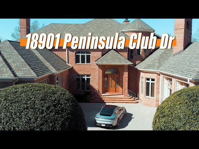 Charlotte Golf Course Living At It's Finest! Inside The Peninsula's Hottest New Listing | VLOG #23