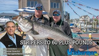 June 14, 2018 Long Island Metro Fishing Report with Fred Golofaro