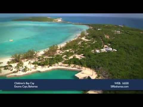 Private Island, Children's Bay Cay, Exuma Cays, Bahamas