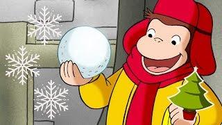 好奇的喬治 🐵❄️Curious George Chinese 🐵❄️冬季 🐵❄️圣诞节特别 🐵第1季 🐵动画片 🐵卡通 🐵动画 🐵Cartoon