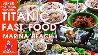 titanic fast food marina beach  titanic marina  Titanic fast food  fastfood