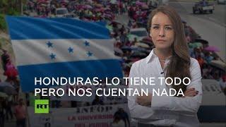 Honduras: una 'actriz de reparto' que debería ser protagonista