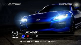 Need for speed hot pursuit 2010, sports car named desire, sports race, gameplay