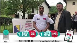 Bosna-Hersek'te Ramazan Sevinci