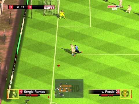 CАМЫЙ КРУТОЙ ОБЗОР ИГРЫ FIFA 07.